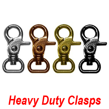 Heavy Duty Monkey Clasps