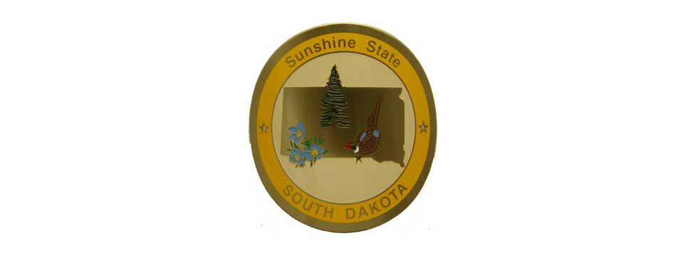 South Dakota Medallion