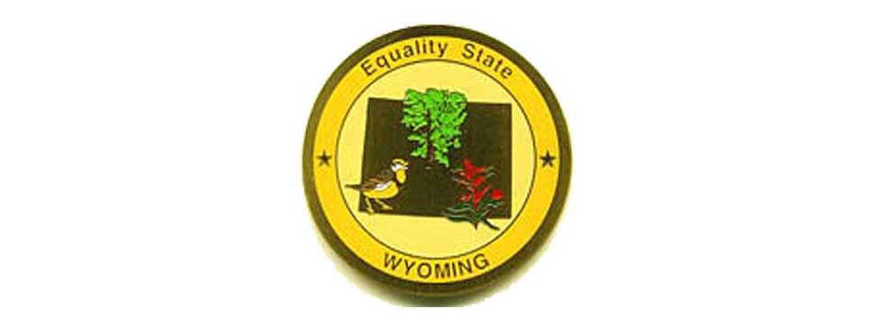 Wyoming Medallion
