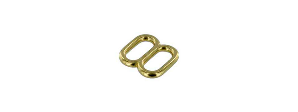 Double Loop Brass Adjuster