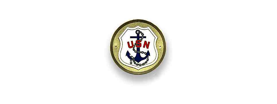 U.S. Navy Medallion