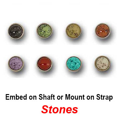 Embedded Stones